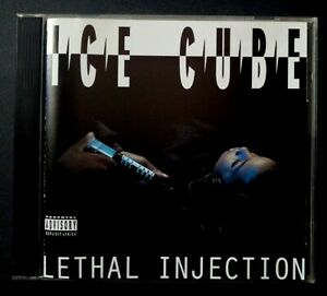 Ice Cube Lethal Injection US CD Priority 1993