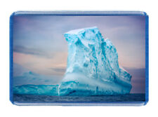 Floating Iceberg - Photo FRIDGE FREEZER MAGNET - GIFT IDEA, Arctic, Antarctica
