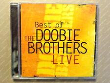 BEST OF THE DOOBIE BROTHERS  -  LIVE  -  CD 1999  NUOVO E SIGILLATO