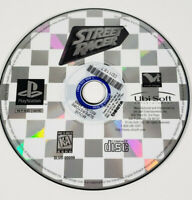 Street Racer (Sony PlayStation 1 PS1 1996) - Disc Only, Tested