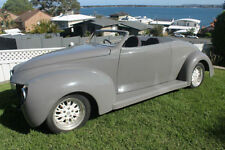 Ford Right-Hand Drive Collector Cars Convertible