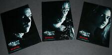 Tim Burton's PLANET OF THE APES 2001 ORIGINAL ADV. 13x20 MOVIE POSTER SET OF 6!