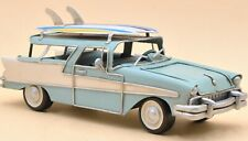 Hand Made Detailed Chevrolet Nomad Station Wagon Car with Surfboards Gift Decor