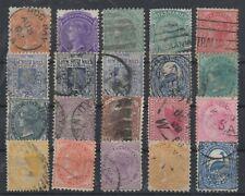 C221 South Australia / Tasmania / New South Wales / New Zealand classic stamps