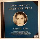 Linda Ronstadt Greatest Hits Volume Two LP 1980 Alemania portada gatefold