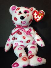 TY Beanie Babies Kissy Bear Plush Collectible Toy
