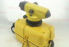 NEW Topcon AT-B4 Automatic Level - 24x Magnification with hard case