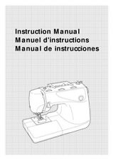 Brother XL-6562 Sewing Machine Owners Instruction Manual Reprint