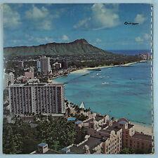 The Hilo Hawaiians-Honeymoon in Hawaii/60's Promo LP Outrigger Hotel Waikiki VG+