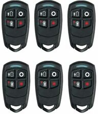 6 pk Honeywell Ademco 5834-4 Four-Button