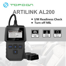 Code Reader OBD2 OBDII Automotive Car Scan Tool Diagnostic Check Engine Light