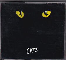 ANDREW LLOYD WEBBER - CATS-THE COMPANY 2 CD'S IN BIG BOX 1981 CD'S WEST GERMANY