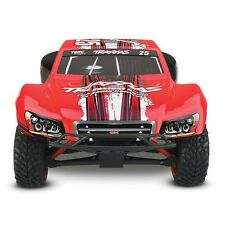 TRAXXAS SLASH 4x4 1:16 RTR 2.4G TQ BRUSHED MOTOR RC OFF ROAD TRUCK 4WD