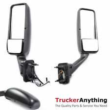 PETERBILT 387 587 & KENWORTH T2000 T700 BLACK HEATED MIRROR ASSEMBLY