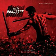 Into The Badlands (Music From The AMC Original Series) - David Shephard (NEW CD)