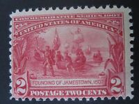 1907 - The Jamestown Exposition Stamp Issue - Scott Catalog #328 MNH