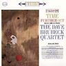 "The Dave Brubeck Quartet ""Time Further Out"" CD 1996"