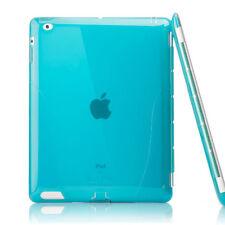 iSkin SOLO Smart Carcasa Trasera para NUEVO IPAD 3 & iPad 2 - azul NUEVO