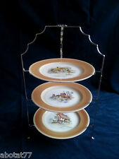 Cake Stand 1930's Made by Shelley