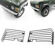 Metal Front Light Protection Guard for Range Rover Classic Body 1/10 RC Trucks