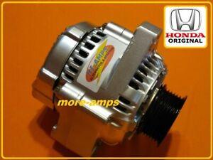 2001-2005 honda civic 1.7L ENGINES 100 amps OEM DENSO ALTERNATOR 1022112241