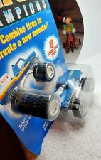Hot Wheels Fat Tracks -  BIGFOOT Champions Truck - On Card