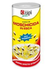 ZAPI MUSCID MOSCHICIDA esca moschicida mosche granuli 100 g durata 6 settimane