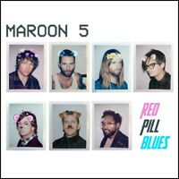 MAROON 5 - RED PILL BLUES CD w/EXTRA Tracks ~ ADAM LEVINE *NEW*