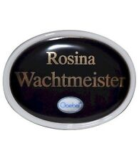 Goebel Rosina Wachtmeister Porcelain Display Plaque New