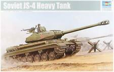 1:35 Trumpeter 5573 - Soviet JS4 Heavy Main Battle Tank  Plastic Model Kit