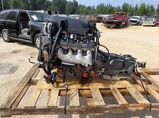 2009 CHEVROLET 5.3 LY5  VORTEC ENGINE AND 2WD 6L80E TRANSMISSION,CAMARO,NOVA LS1