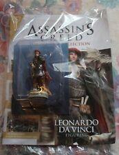 Estatuilla De Assassin'S Creed nº 37 Leonardo da Vinci (nuevo Y Sellado)
