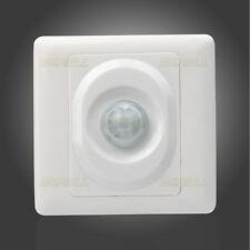Interruttore IR Automatico Sensore Movimento Max. 7mt Controllo Lampada Casa