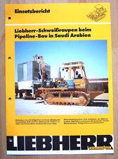 Liebherr Baumaschine & -fahrzeuge