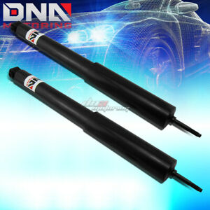 FOR 07-14 E150/E250/E350/E450 REAR OE GAS SHOCKS ABSORBER COILOVER STRUT BLACK