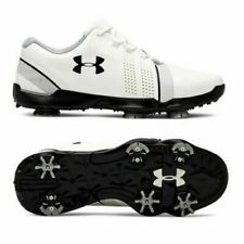 NEW Under Armour Jordan Spieth 3 Youth Size 7Y Golf Cleats Shoes 3021209-100