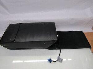 BMW 7 series E38 91-04 740 IL LWB leather interior rear arm rest telephone