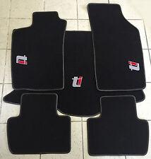Autoteppich Fußmatten Kofferraum Set für Alfa Romeo Giulietta ti schw. Vel. 5tlg