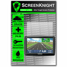 ScreenKnight TomTom Start 50 - Go 50 SCREEN PROTECTOR invisible military shield