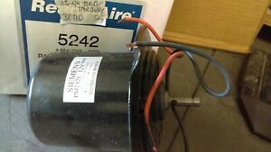 Cooling fan motor fits 1986-1993 Ford or Mercury 5242 PM242E **NEW**