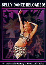Belly Dance Reloaded DVD Belly Dancing Show Video
