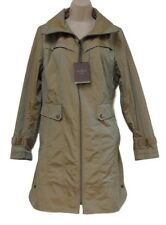 Cole Haan Women's Packable Rain Jacket Coat - Taupe - Large - NWT
