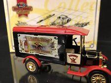 BUDWEISER 1926 Ford Model TT COA MIB 1999 MATCHBOX COLLECTIBLES 1:43