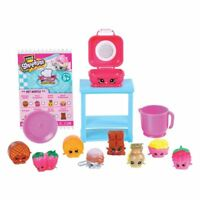 Shopkins Chef Club Hot Waffle Collection With 8 Exclusive Shopkins! Brand New!