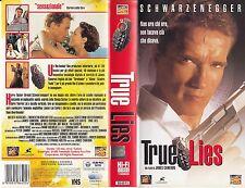 True Lies (1994) VHS