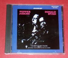 Pepper ADAMS & Donald Byrd-Stardust -- CD/JAZZ