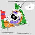 PURPLE D LOT PARKING PASS: Tampa Bay Bucs  @ Washington Football Team Sun Nov 14 For Sale