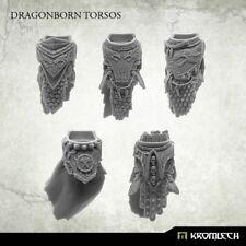 Dragonborn Torsos - Kromlech