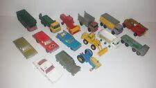 Lesney Matchbox Vehicles job Lot for Spares Repair Repaint Restore