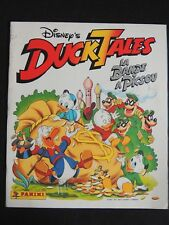 Album Panini DUCK TALES La bande à Picsou Disney 1988
